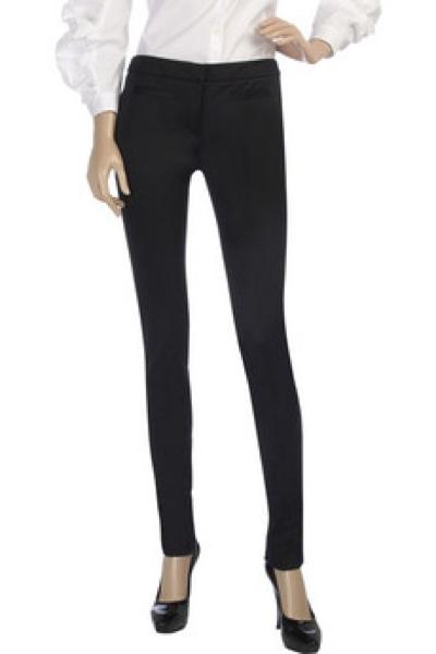 skinny black pants - Pi Pants